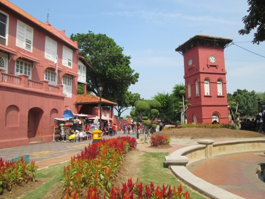 Le Red Square, Malacca