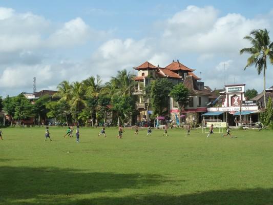 Parc au centre d'Ubud