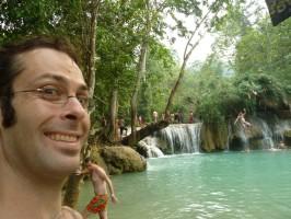 (Chutes de Kuang Si, Laos)