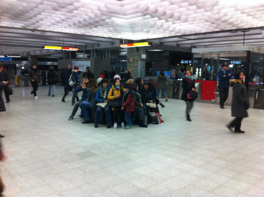 Rencontres metro montreal