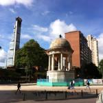 Parque de los Periodistas, Bogota