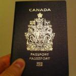 Mon nouveau passeport, clé de mes futures aventures