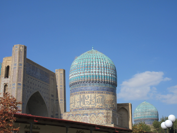 mosquee bib khanym