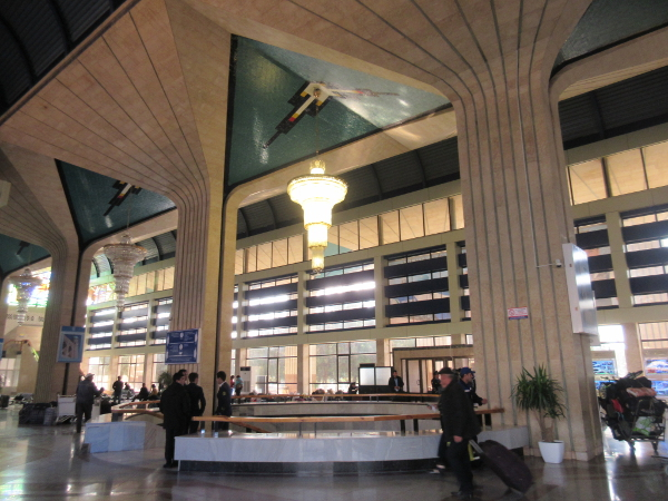 Gare de Samarcande