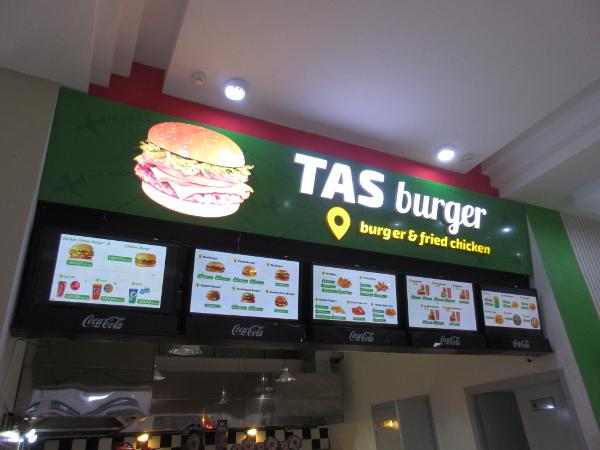 Tas Burger