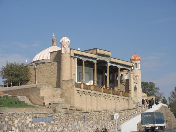 Mosquée Hazrat-Hizr
