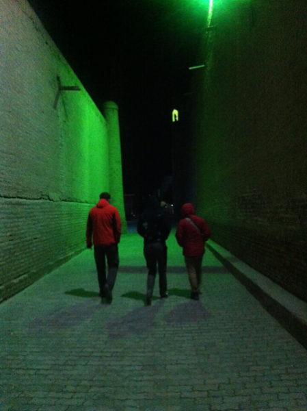 Khiva, le soir